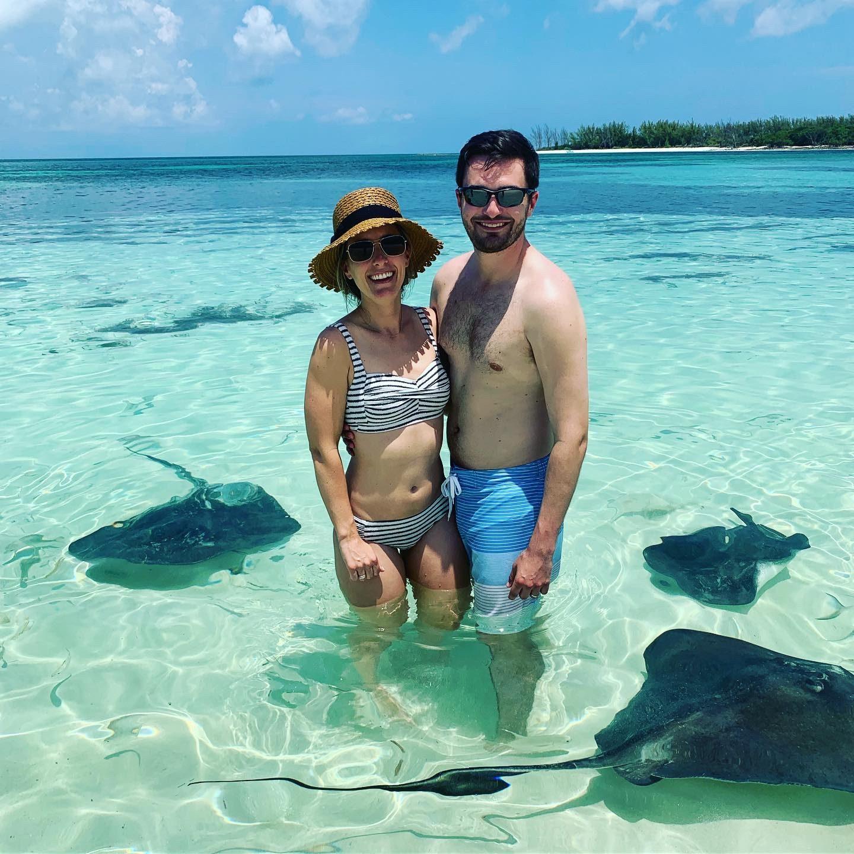 Nunjack Cay, Bahamas