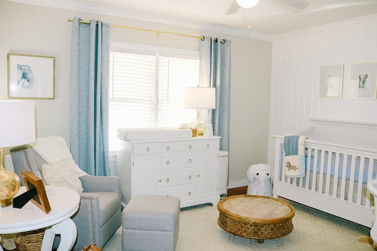 Nursery Room Design Reveal